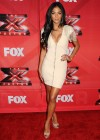 Nicole Scherzinger - Cleavy and leggy at X Factor Press Conference in LA-11