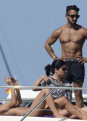 Nicole Scherzinger in Bikini: in Ibiza -11