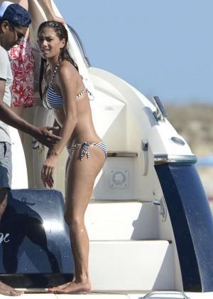 Nicole Scherzinger in Bikini: in Ibiza -15