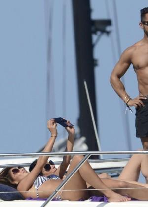 Nicole Scherzinger in Bikini: in Ibiza -16