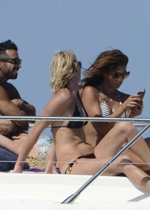 Nicole Scherzinger in Bikini: in Ibiza -19