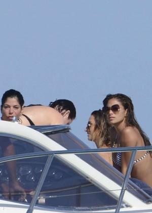 Nicole Scherzinger in Bikini: in Ibiza -27