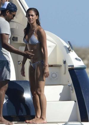 Nicole Scherzinger in Bikini: in Ibiza -29