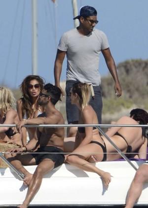Nicole Scherzinger in Bikini: in Ibiza -36