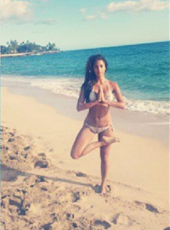 Nicole Scherzinger Bikini: Instagram Pics-04