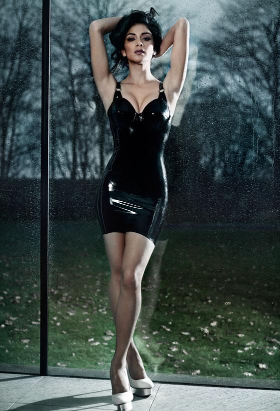 Nicole Scherzinger - Fabulous Magazine Photoshoot December 9, 2012
