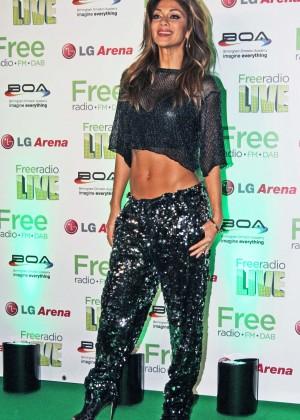 Nicole Scherzinger - Free Radio Live 2014 in Birmingham