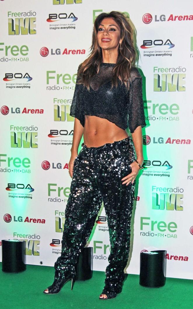 Nicole Scherzinger – Free Radio Live 2014 in Birmingham