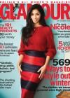 Nicole Scherzinge: Glamour Magazine (October 2013) -01