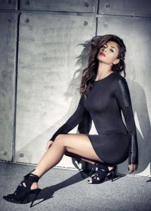 "Nicole Scherzinger - ""Missguided"" Collection Photoshoot 2014"