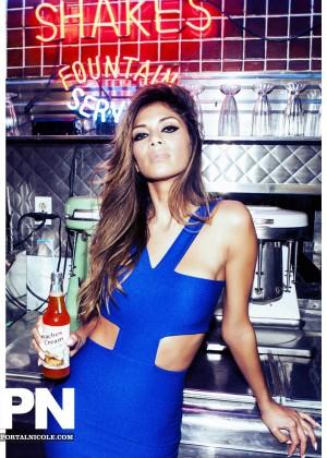 Nicole Scherzinger: Missguided Photoshoot 2014 -11