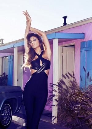 Nicole Scherzinger: Missguided Photoshoot 2014 -15