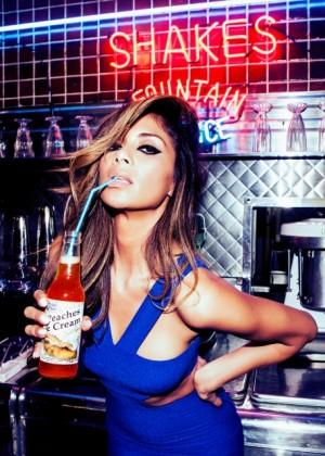 Nicole Scherzinger: Missguided Photoshoot 2014 -19