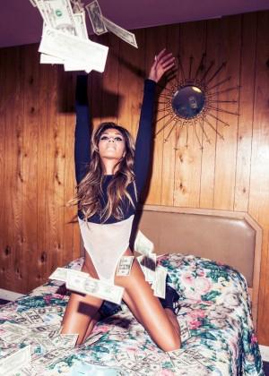 Nicole Scherzinger: Missguided Photoshoot 2014 -20