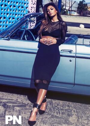 Nicole Scherzinger: Missguided Photoshoot 2014 -25