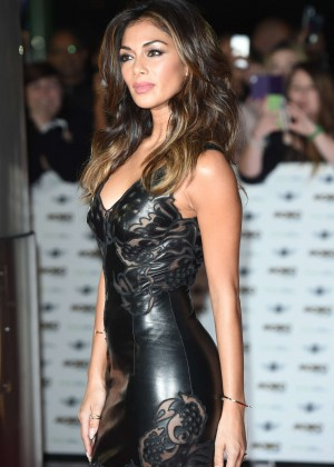 Nicole Scherzinger - 2014 MOBO Awards in London