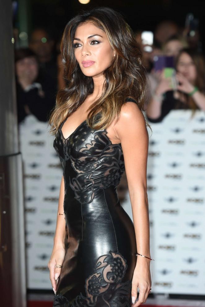 Nicole Scherzinger – MOBO Awards in London