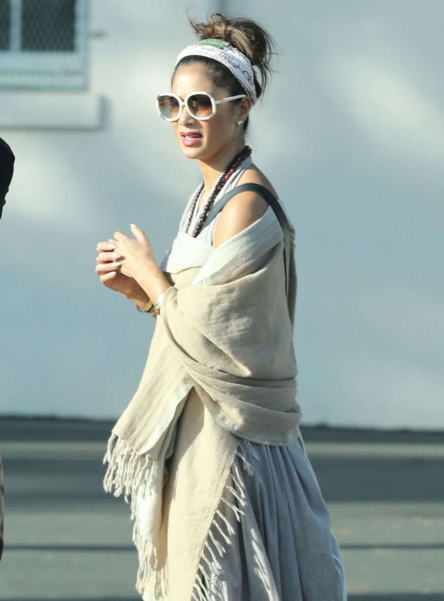 Nicole Scherzinger out and about in Hollywood