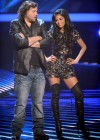 Nicole Scherzinger - Leggy In Short Dress at The X Factor Top 7 To 5 Live Elimination Show in Hollywood-06