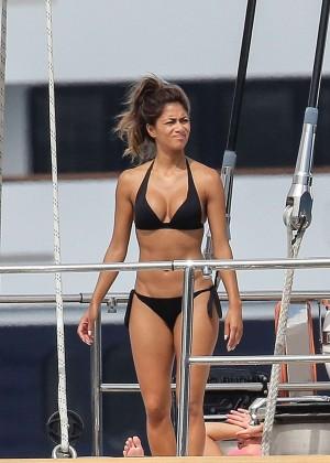 Nicole Scherzinger Bikini: 2014 in Monte Carlo -08