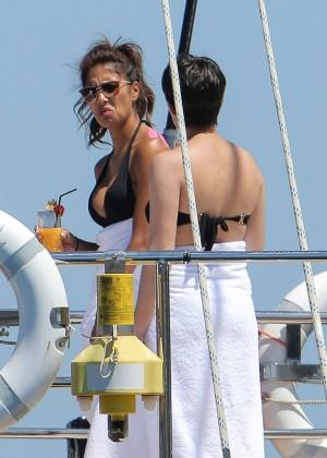 Nicole Scherzinger Bikini: 2014 in Monte Carlo -10