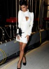 Nicole Scherzinger - Leggy in white Dress at X Factor Top 3 Performance Show in Hollywood-06