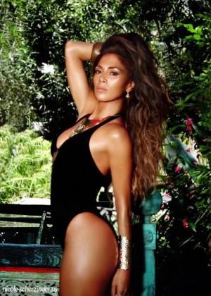 "Nicole Scherzinger in Bikini - ""Your Love"" Promoshoot 2014"