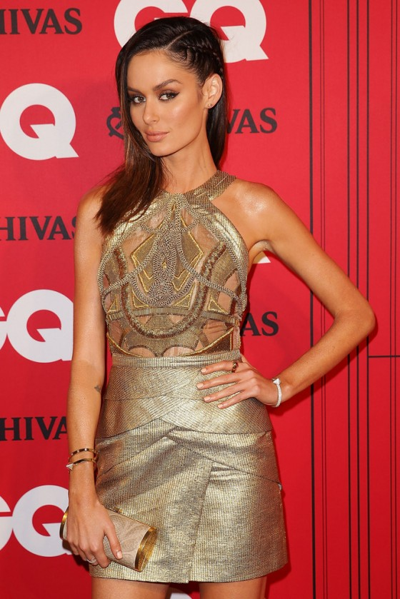 Nicole Trunfio – 2013 GQ Men of the Year Awards in Sydney