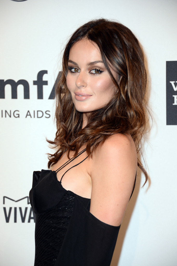 Nicole Trunfio – 2014 amfAR New York Gala