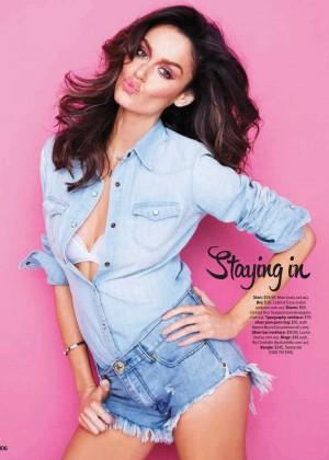 Nicole Trunfio - Cosmopolitan Australia Magazine (February 2015)