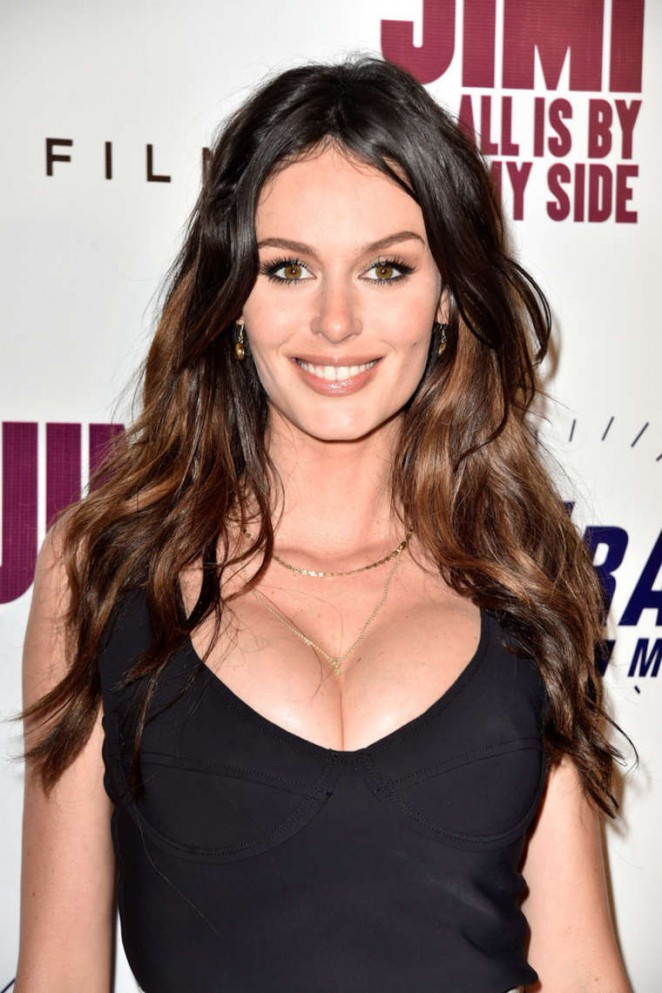 "Nicole Trunfio – ""Jimi: All Is By My Side"" Screening in Hollywood"