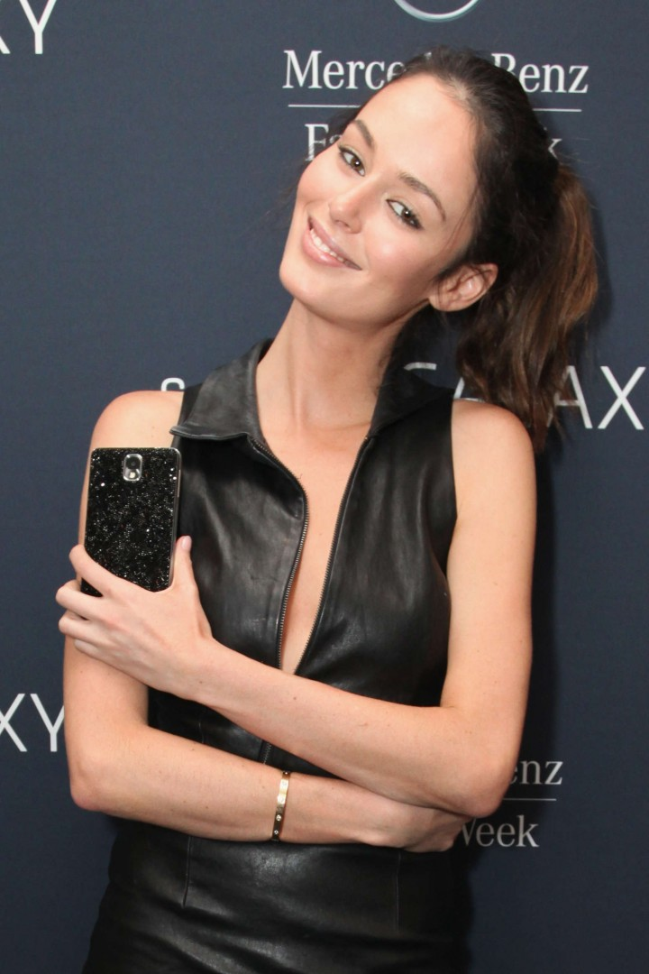 Nicole Trunfio – Mercedes-Benz Star Lounge in New York