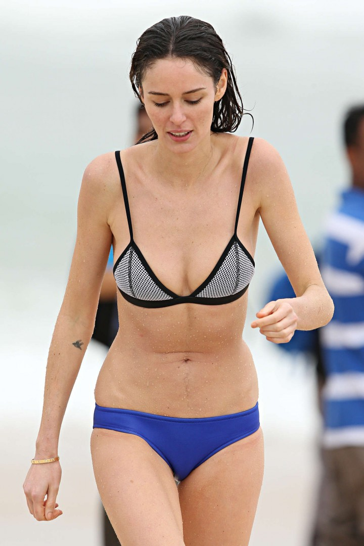 Nicole Trunfio Bikini Photos: 2014 in Sydney -08