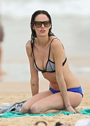 Nicole Trunfio Bikini Photos: 2014 in Sydney -12