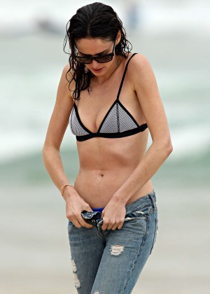 Nicole Trunfio Bikini Photos: 2014 in Sydney -17