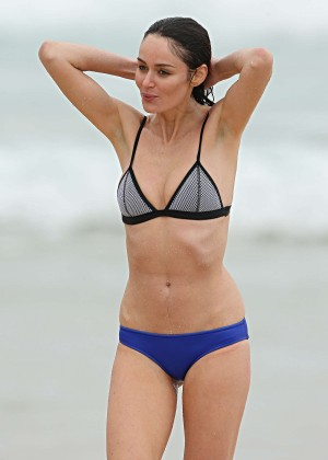 Nicole Trunfio Bikini Photos: 2014 in Sydney -18