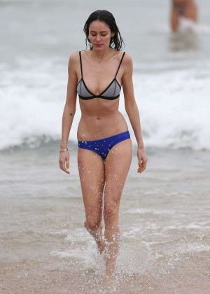 Nicole Trunfio Bikini Photos: 2014 in Sydney -21
