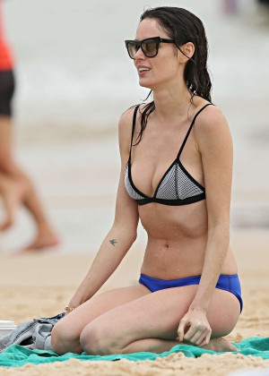 Nicole Trunfio Bikini Photos: 2014 in Sydney -22
