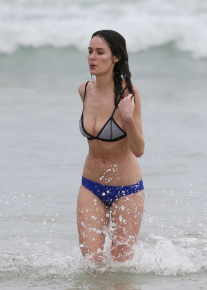 Nicole Trunfio Bikini Photos: 2014 in Sydney -23