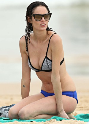 Nicole Trunfio Bikini Photos: 2014 in Sydney -24