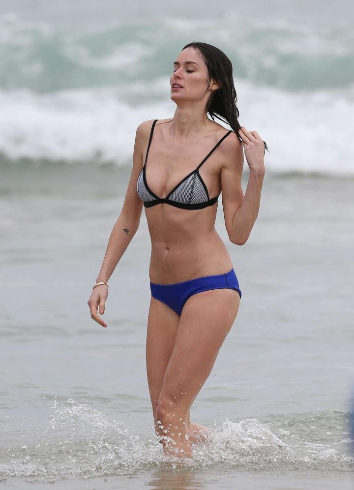 Nicole Trunfio Bikini Photos: 2014 in Sydney -25