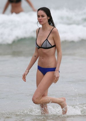 Nicole Trunfio Bikini Photos: 2014 in Sydney -26