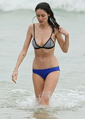 Nicole Trunfio Bikini Photos: 2014 in Sydney -27