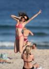 Nicole Trunfio: Bikini on a Sydney Beach -02