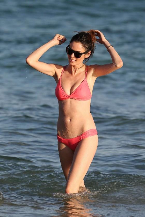 Nicole Trunfio: Bikini on a Sydney Beach -71