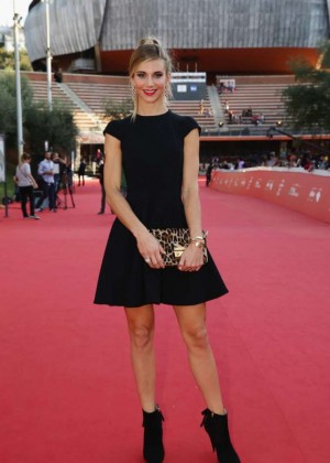 "Nicoletta Romanoff - ""Angels Of Revolution"" Premiere at 9th Rome Film Festival"