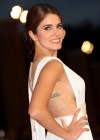 Nikki Reed - White Dress Candids at Premiere in Rome-04