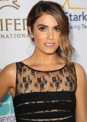 "Nikki Reed - ""Beyond Hunger - A Place At The Table"" Gala in Beverly Hills"