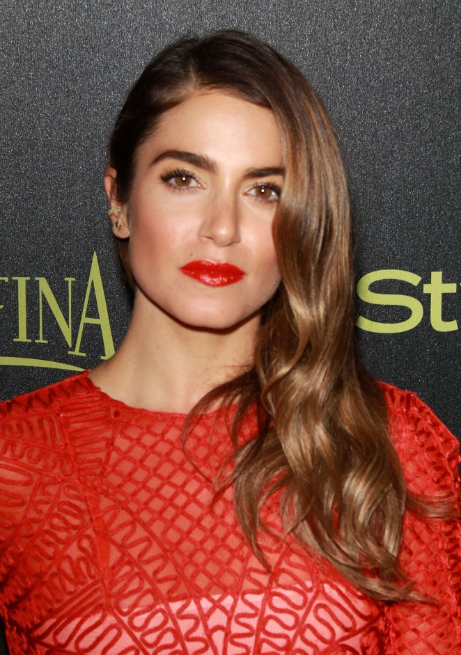 Nikki Reed - HFPA & InStyle Celebrate 2015 Golden Globe Award Season in West Hollywood