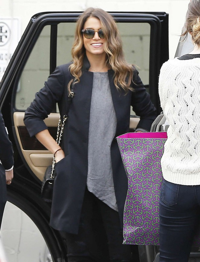 Nikki Reed - Out and about in LA
